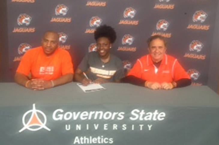 GSU Women's Cross Country Signs Dominique Hunt