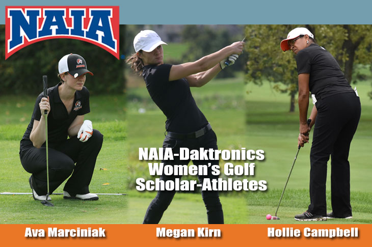 Photo for Women's Golfers Earn NAIA Scholar-Athlete Honors
