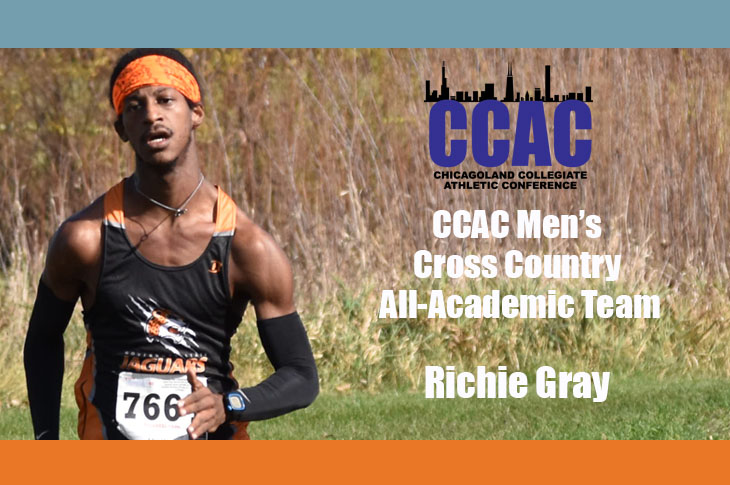 Photo for Gray Named to CCAC All-Academic Team
