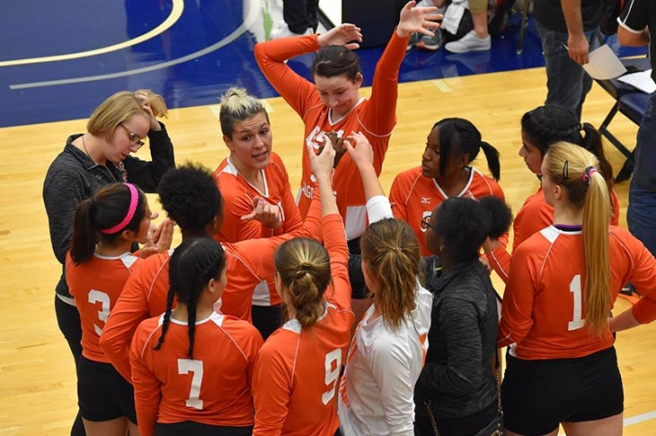 Photo for Five Volleyball Players Named to CCAC All-Academic Team