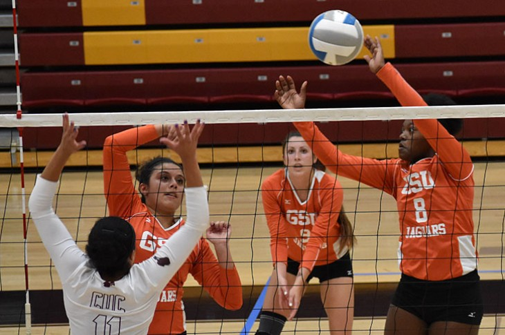 Photo for Volleyball Earns Two Wins at Crimson Wave Invitational