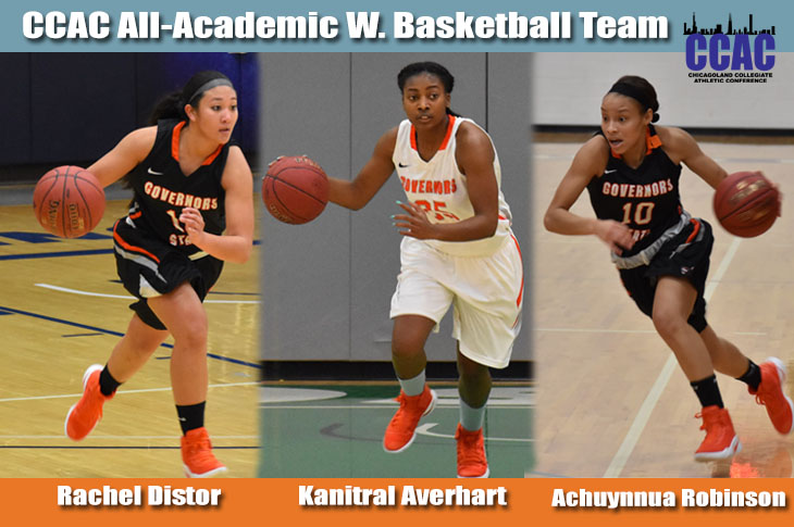 Photo for WBB Earns Three Selections to CCAC All-Academic Team