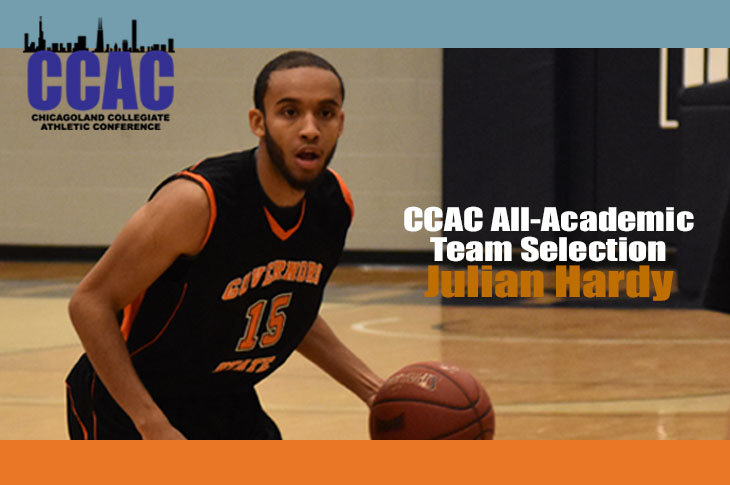 Photo for Hardy Receives CCAC All-Academic Team Honors
