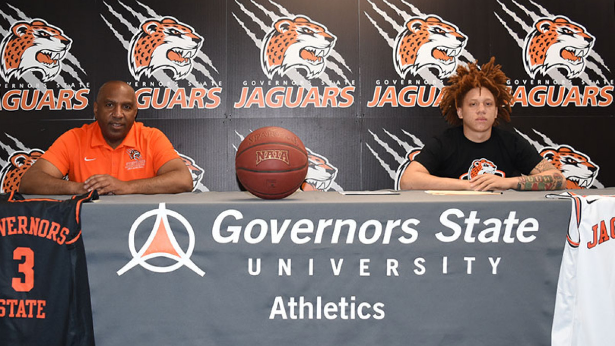 Osborne To Join Jaguar Basketball Program